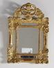 Spegel. rokoko/rokokostil 1700/1800-tal.