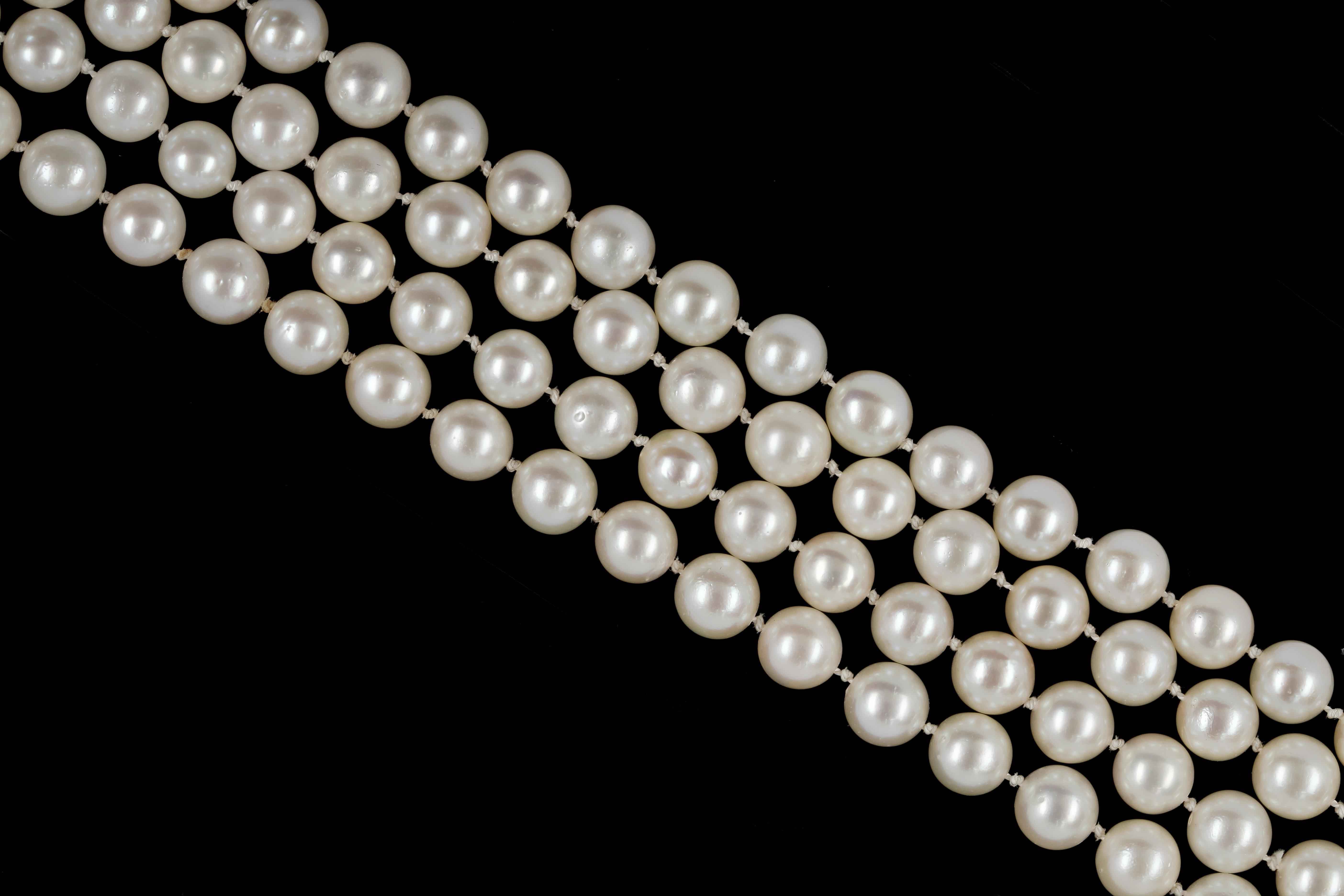 odlade japanska pärlor