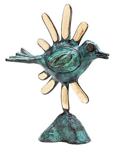 "Beverloo corneille, ""sunbird""."