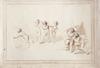 Tryck, 2 st. 1700/1800-tal.