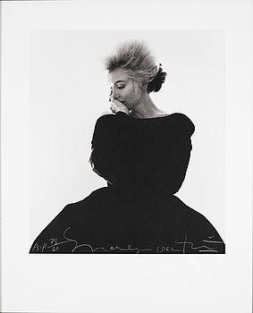 50. Bert Stern, Marilyn Monroe in Vogue, 1962.