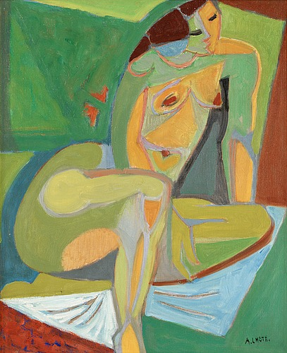 André lhote, female nude.
