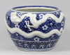 Ytterfoder, porslin, kina, 1900-tal.