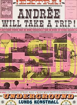 "360. Sture Johannesson, ""Andrée will take a trip""."