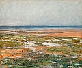 CARL FREDRIK HILL, Beach scene from Luc-sur...