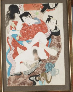 77. Erotic motif.