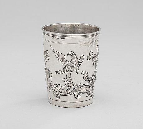 A russian beaker, 1798.