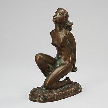 139. CARIN NILSON, Seated woman.