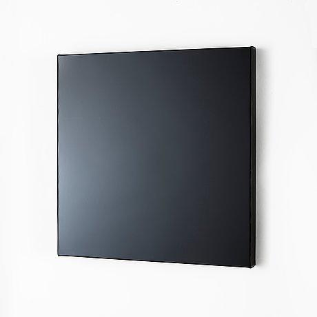 """Tobias bernstrup, """"black pvc monochrome 0,35 mm"""""""
