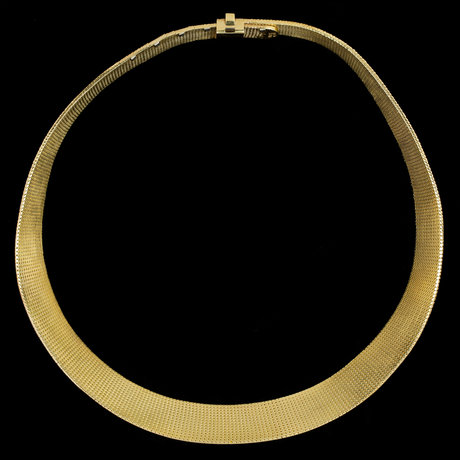 Necklace, adjustable size. weight app. 100 g.