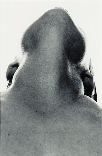 """Maria miesenberger, """"self-portrait (uncut)""""."""