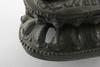 Buddha, ming/qing-dynastin, brons.