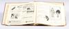 Parti serietryck. ca. 30 st. bl.a. kasper, 1916 & 1917