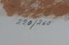 Zuhr, hugo, färglitografier, 2 st, sign o numr 29/150 resp. 220/260. prov; olof sager.