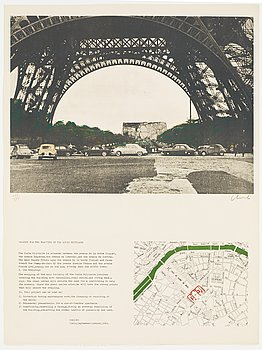 Project for the Ecole Militaire, Paris.