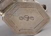 Hovedvandsaeg, silver, mathias peter traustedt, tönder, danmark, tidigt 1800 tal