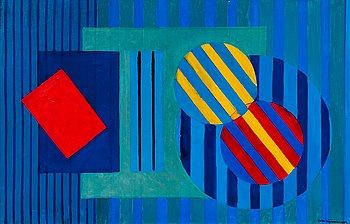 91. Erkki Koponen, THREE CIRCLES.