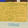 """Roland bierge, """"combecave""""."""