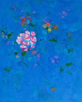 "19. Per Stenius, ""ABSTRACT FLOWERS""."