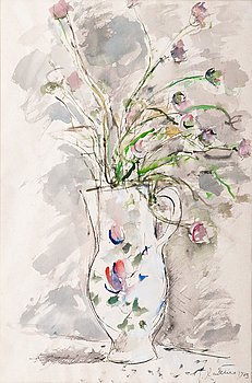 33. Tapani Raittila, FLOWERS IN A JUG.
