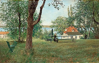 110. GOTTFRID KALLSTENIUS, Place of meeting.