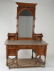 Toilettebord, tyskland, 1800-talets slut.