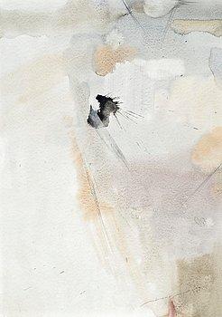 75. NANDOR MIKOLA, akvarell, sign. och dat. 1986.