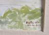 Bastin, louis, olja på pannå, sign o dat 1950.