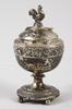 SparbÖssa, silver, empirestil, sent 1800-tal.