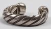 Armband, silver. orientalisk.