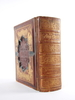 Bok, den heliga skrift, tryckt i chicago, w. r. vansant, 1889.