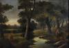 OkÄnd konstnÄr. olja på duk, 1800-tal.