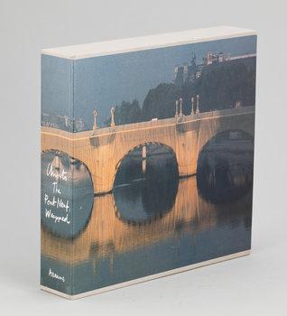 """BOK, Christo, """"The Pont Neuf wrapped, Paris"""".1975-85."""