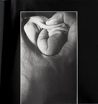 """EVA KLASSON, """"Le troisième angle"""", fotobok, 1976, första utgåvan."""