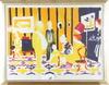 Dahl, peter, färglitografi, sign o numr 19/160.