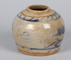 Bojan, keramik, ostasien, 1800-tal.