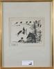 Picasso, pablo, efter. litografier, 3 st, osign.