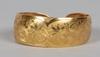 Armband, guld, le piccole allieve, 1958. 25 gram.