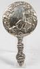 Handspegel, silver. birmingham, england 1904