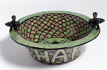 21. Insect Bowl.