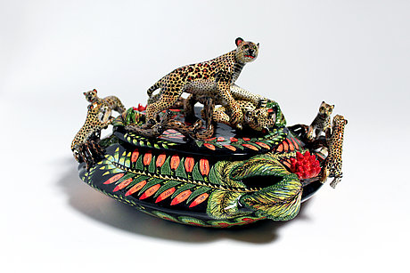 Cheatah leopard turrin.