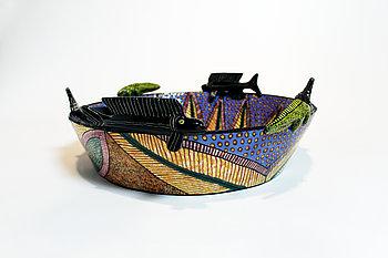20. Fish bowl.