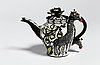 Giraffe teapot.