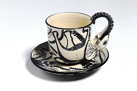 Elephant espresso cup.