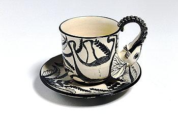 12. Elephant Espresso Cup.