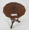Stol och bord, 2 delar, tyskland, 1800 talets slut