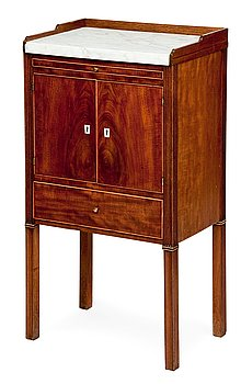 12. A CABINET.