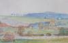 Kleimer, axel. akvarell, sign