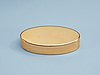 A swedish 18th century gold snuff-box, makers mark of frans wilhelmsson, stockholm 1786.