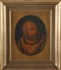 OkÄnd konstnÄr. olja på pannå, trol holland 1800-tal.